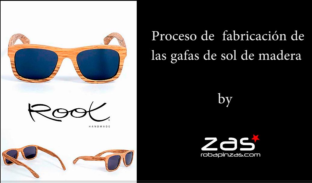 Gafas de sol de Madera Root - Proceso de fabricación