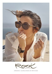 Gafas de Madera Natural | Root Sunglasses®