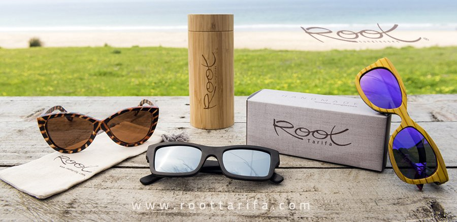 Gafas de Sol de Madera Natural Root Sunglasses