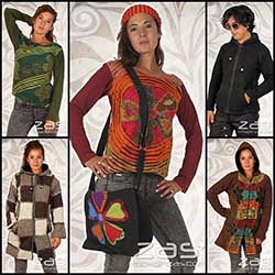 We already have the first novelties for autumn - winter 2014-2015 available. ZAS your alternative Hippie store