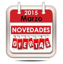 Novedades y Ofertas Hippies Etnicas Marzo 2015
