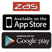 New ZAS App on Google Play and AppStore. ZAS your alternative Hippie store