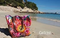 ZAS distributor of the Frida Khalo accessories collection by CATKINI. ZAS your alternative Hippie store