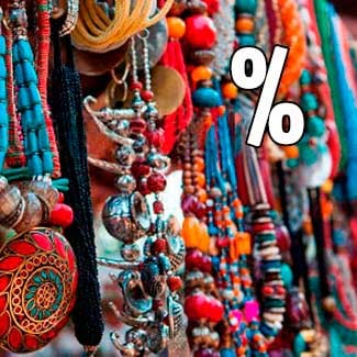 This June you have ALL the jewelery and Piercing with a Discount from 20%. ZAS your alternative Hippie store