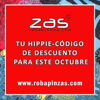 TU HIPPE-CÓDIGO DE DESCUENTO EN OCTUBRE