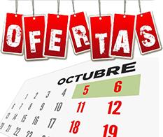 Ofertas y Descuentos Especiales Octubre 2014