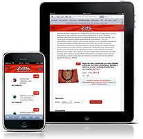 Os presentamos el nuevo sitio para móviles de ZAS . ZAS tu tienda Hippie alternativa