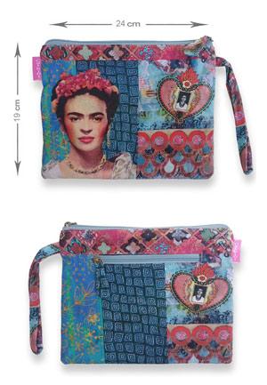 Sobre neceser Frida Kahlo
