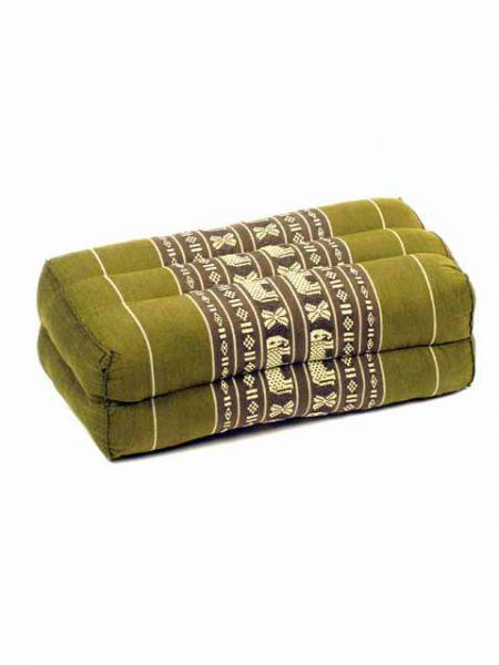 Almohada Cojín rectangular Thai Kapok [ALMO02]. Almohadas y Colchones Kapok Tailandia para comprar al por mayor o detalle  en la categoría de Artículos Artesanales.
