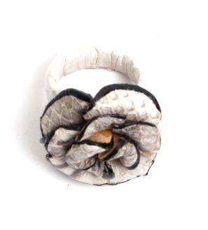Anillo serpiente forma de flor Comprar - Venta Mayorista y detalle