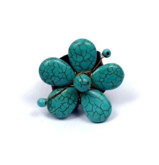 Anillo forma flor hippie étnico Comprar - Venta Mayorista y detalle