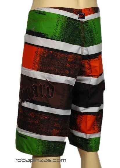 Bañador chico multicolor, con bolsillo lateral y cordón Comprar - Venta Mayorista y detalle