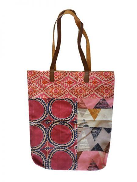 Bolso Shoping Estampado Asa Catkini [BOBB01] para Comprar al mayor o detalle