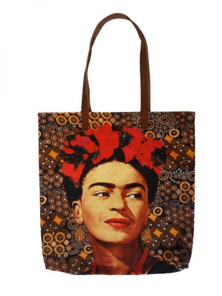Bolso estampados Hippies étnicos Frida kahlo de algodon y poliester Comprar - Venta Mayorista y detalle