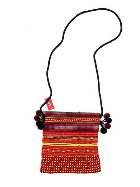 Bolso étnico pequeño bandolera cordón Comprar - Venta Mayorista y detalle
