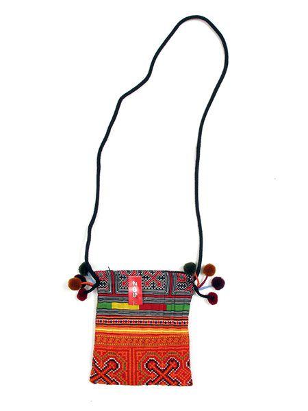 Bolsito de algodón de tejidos étnicos Comprar - Venta Mayorista y detalle