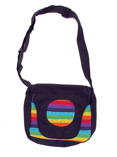 Bolso Hippie Rasta Multicolor