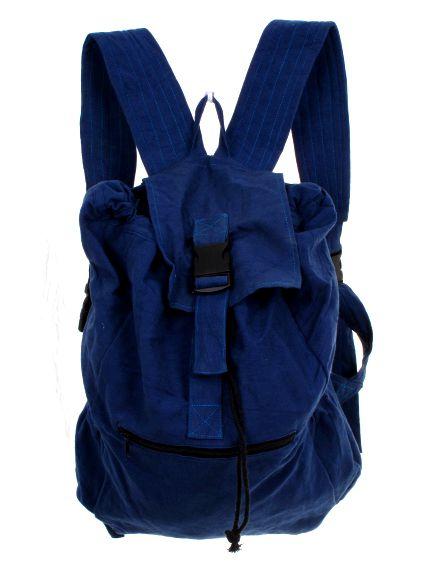 Mochila de loneta con múltiples bolsillos y cinchas regulables Comprar - Venta Mayorista y detalle