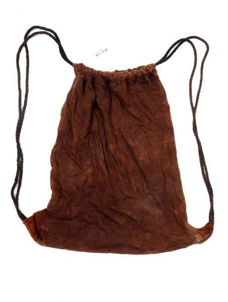 Mochila de algodón lavada piedra BOHC26B para comprar al por mayor o detalle  en la categoría de Complementos Hippies Alternativos.