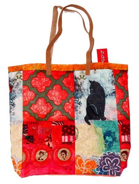 Bolso Container con Estampados de Frida Kahlo by Catkini [BOIBC01] para Comprar al mayor o detalle