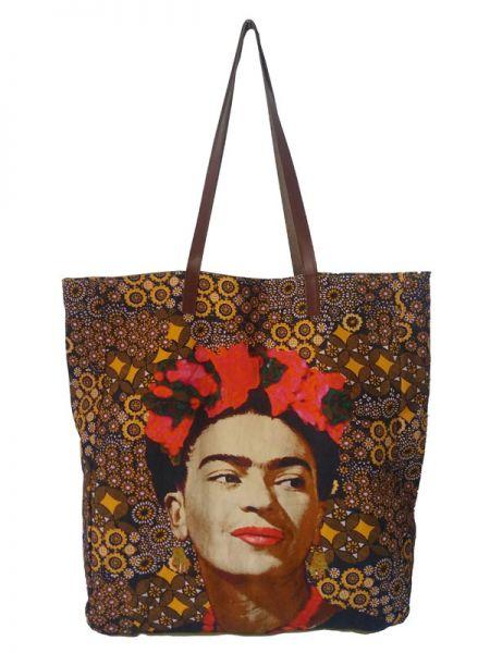 Bolso Container Estampados Frida Kahlo Catkini Comprar - Venta Mayorista y detalle