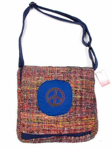 Bolso de Hippie de seda reciclada - Comprar al Mayor o Detalle