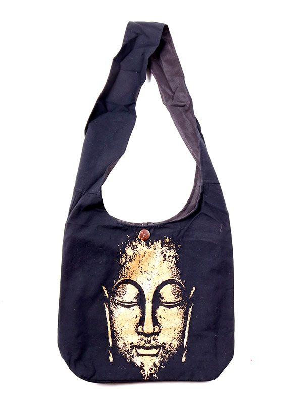 Bolso bandolera grande Buda [BOKA22-B] para Comprar al mayor o detalle