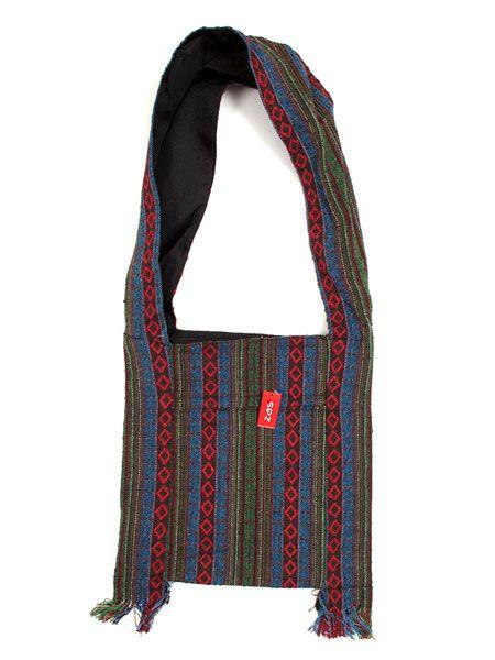 Bolso telas hippies bandolera ancha para Comprar al mayor o detalle