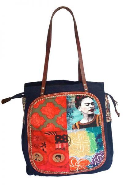 Bolso Frida Kahlo Asa Catkini [BOWB01] para Comprar al mayor o detalle