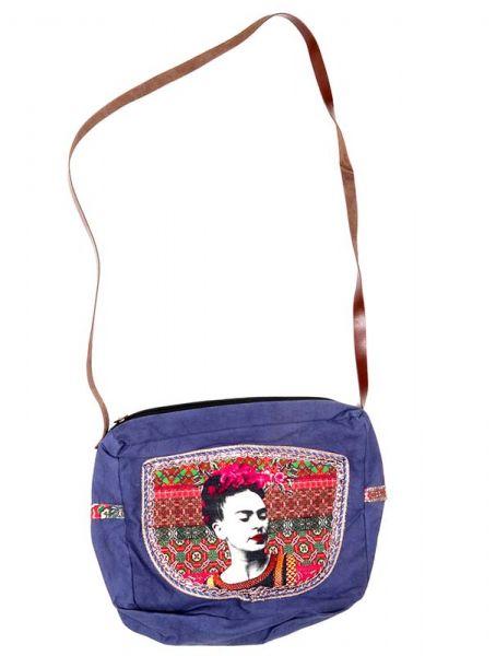 Bolso Cartera Frida Kahlo Catkini - Detalle Comprar al mayor o detalle