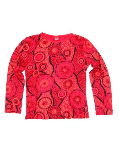 Camiseta M Larga ETNICA CAEV03 para comprar al por mayor o detalle  en la categoría de Outlet Hippie Étnico Alternativo.