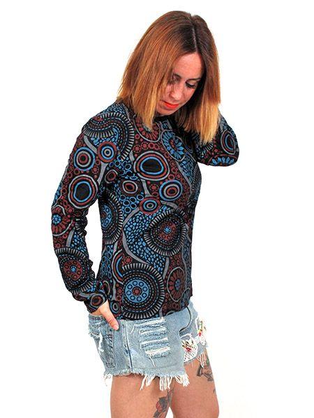 Outlet Ropa Hippie - Camiseta M Larga ETNICA [CAEV03] para comprar al por mayor o detalle  en la categoría de Outlet Hippie Étnico Alternativo.