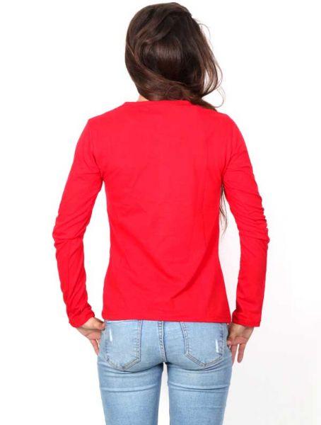 Camiseta con Mandalas estampados - Detalle Comprar al mayor o detalle