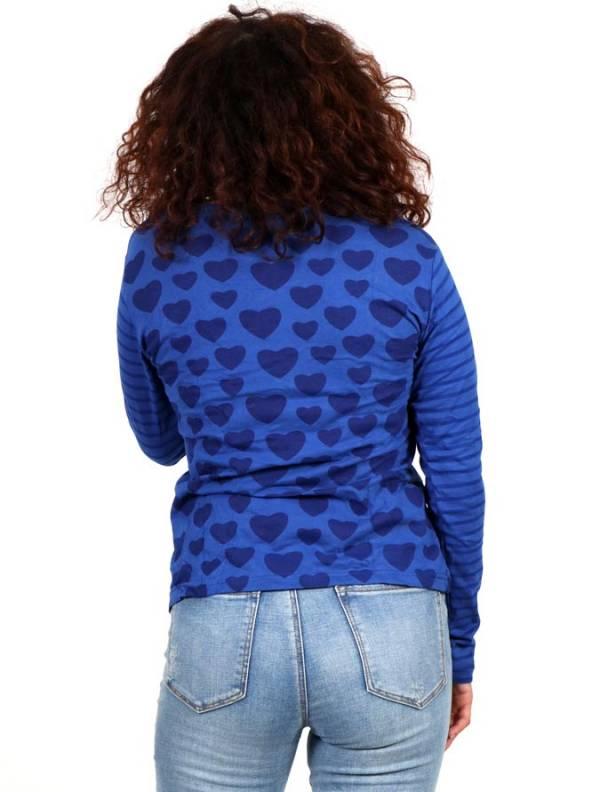 Camiseta de corazones - Detalle Comprar al mayor o detalle