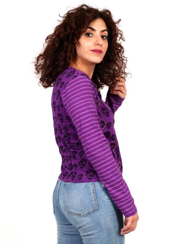 Camiseta de calaveras - Detalle Comprar al mayor o detalle