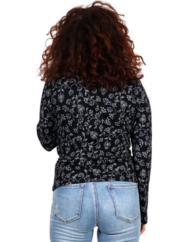 Camiseta Hippie estampada - Detalle Comprar al mayor o detalle