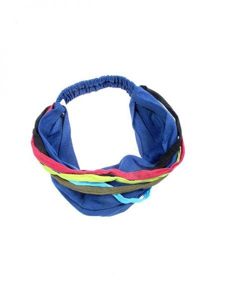 Cinta del pelo elástica atrás, con bandas de colores Comprar - Venta Mayorista y detalle