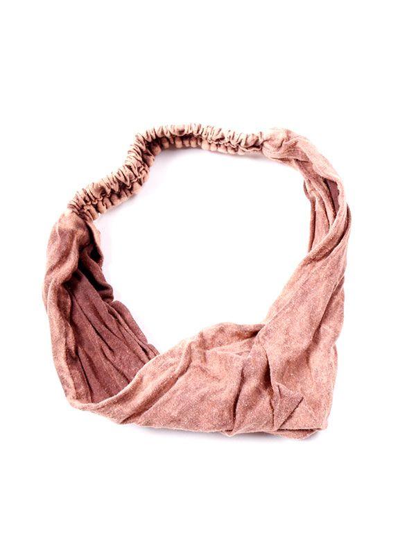 Artículos para el pelo - Cinta para el pelo lavadas a la piedra [CEHC05] para comprar al por mayor o detalle  en la categoría de Complementos Hippies Alternativos.
