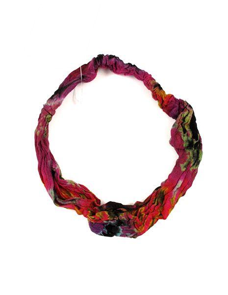 Cinta-Banda Tie Dye ancha con elástico Comprar - Venta Mayorista y detalle