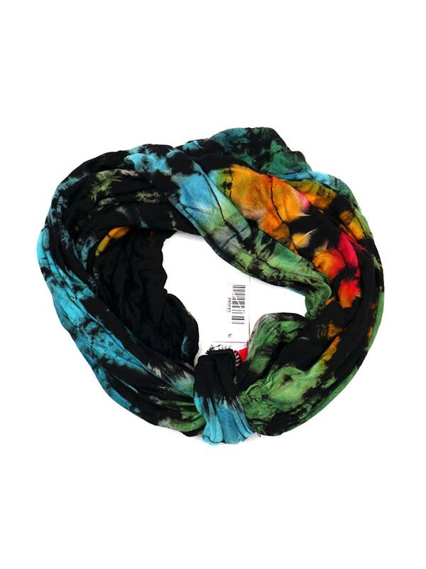 Turbante Cinta Tie Dye ancha - Comprar al Mayor o Detalle