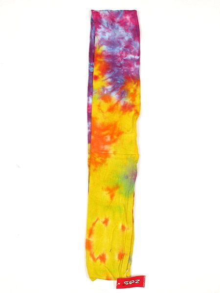Cinta-Banda para el pelo doble Tie Dye [CEJU04] para Comprar al mayor o detalle