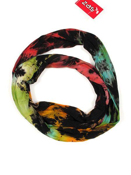 Cinta-Banda para el pelo doble Tie Dye - Detalle Comprar al mayor o detalle