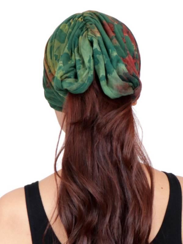 Turbante Cinta Tie Dye ancha - Detalle Comprar al mayor o detalle