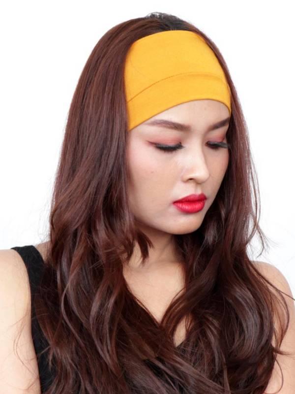 Cinta-Banda para el pelo Lisa - Detalle Comprar al mayor o detalle