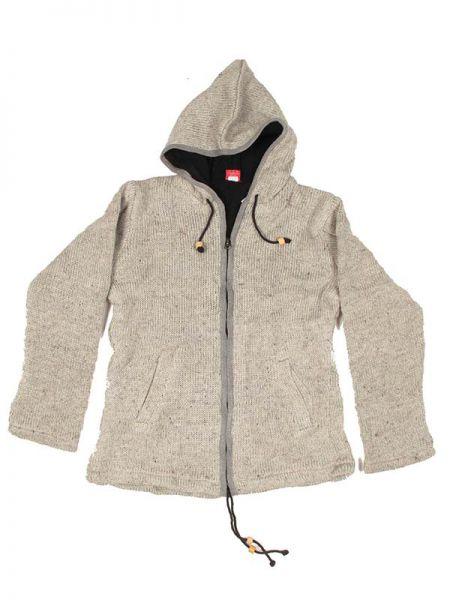 Abrigo de lana Alternativo. Chaqueta - Abrigo tipo sudadera de punto Comprar - Venta Mayorista y detalle