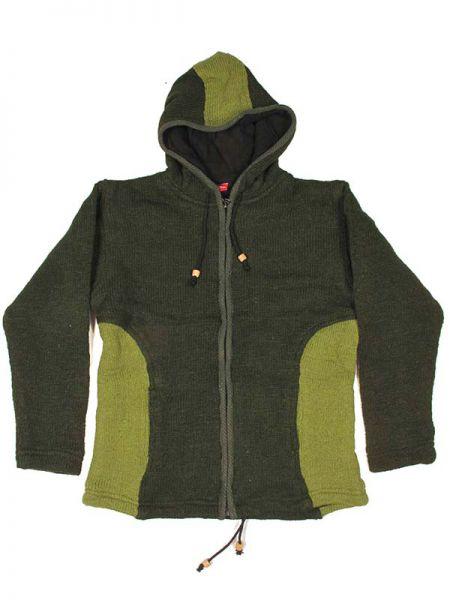 Chaqueta de lana Alternativa. Chaqueta - Abrigo tipo sudadera de punto Comprar - Venta Mayorista y detalle