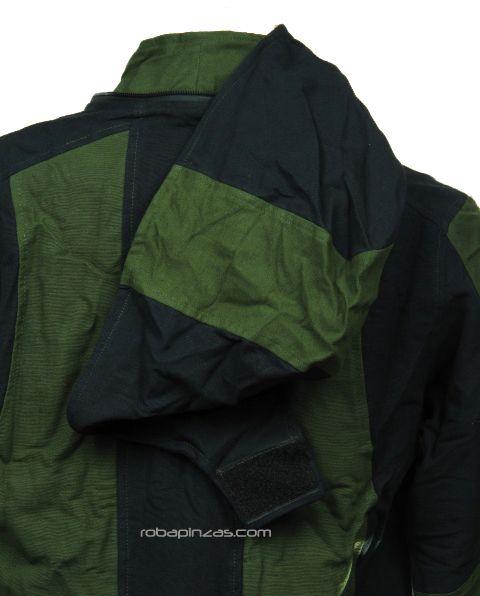 Chaqueta algodón inverno, bicolor, capucha desmontable, Comprar - Venta Mayorista y detalle