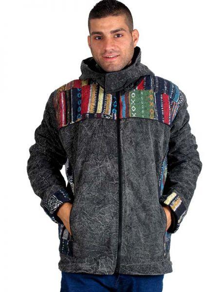 Chaqueta algodón inverno, decoración parchen de punto Comprar - Venta Mayorista y detalle