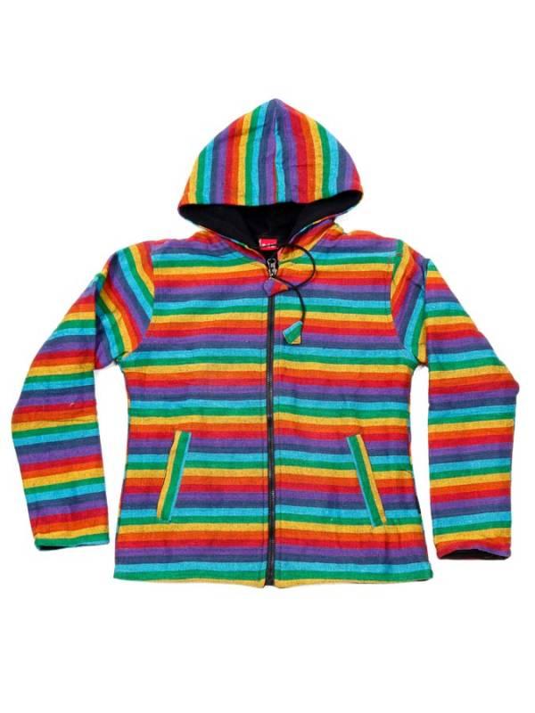 Chaqueta Hippie de Invierno Rainbow [CHEV70] para comprar al por Mayor o Detalle en la categoría de Chaquetas y Abrigos