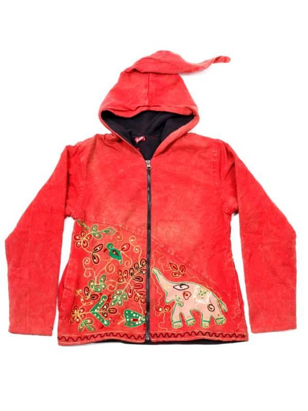 Chaqueta Hippie detalles bordados [CHEV79] para comprar al por Mayor o Detalle en la categoría de Chaquetas y Abrigos